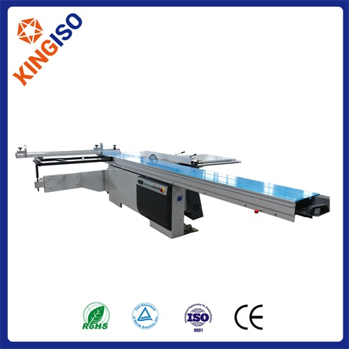 2015 Hot Selling MJK61-38TD digital sliding table panel saw