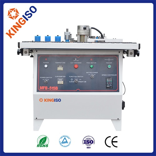 2015 New Design MFB515B Good Efficiency hand edge bander for woodworking