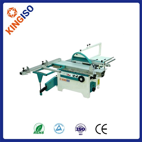MJ6115TD woodworking precision sliding table sandwich wood cutting panel saw machine