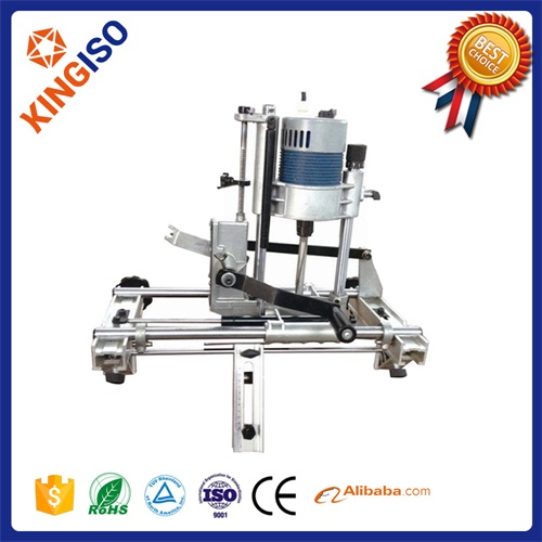 2016 new design lock mortiser woodworking manufacturer KI30