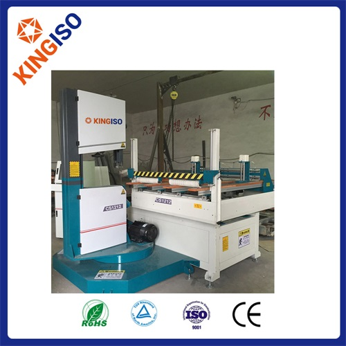 Kneest price machine cnc curve band saw CS1212 for wood cutting