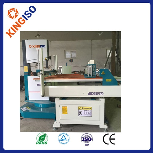 Furniture easily operation cnc curve band saw CS1225 for MDF