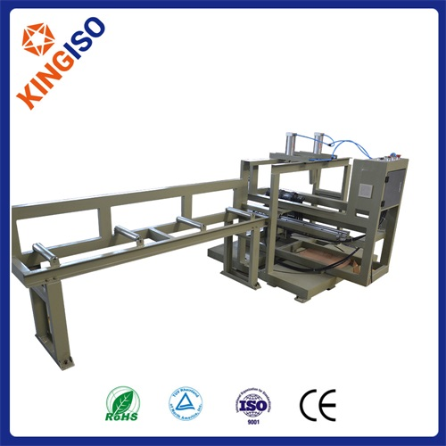 High quality woodworking machine KI350 Log Notcher for wood