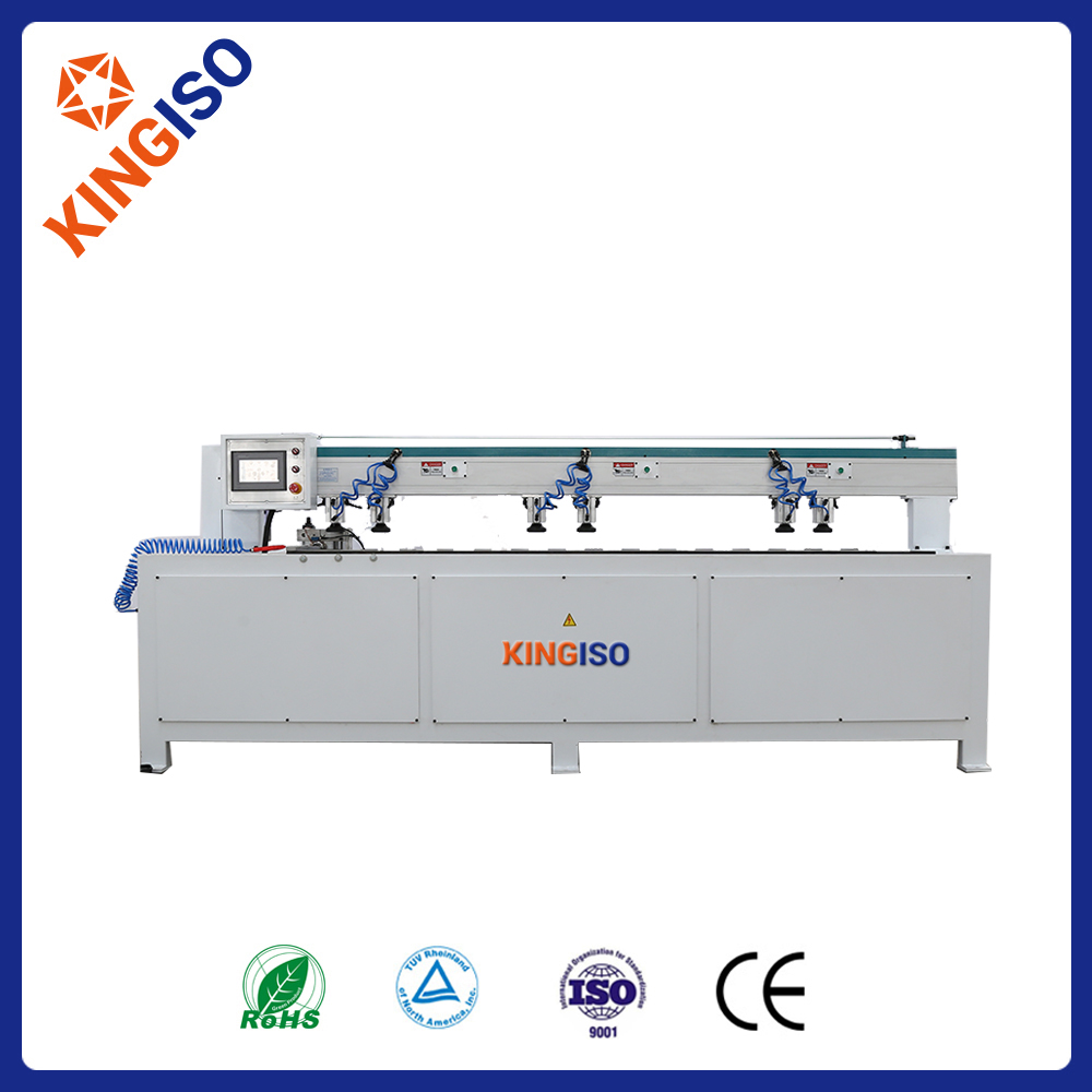 Side Drilling automatic boring machine for woodworking KI2400