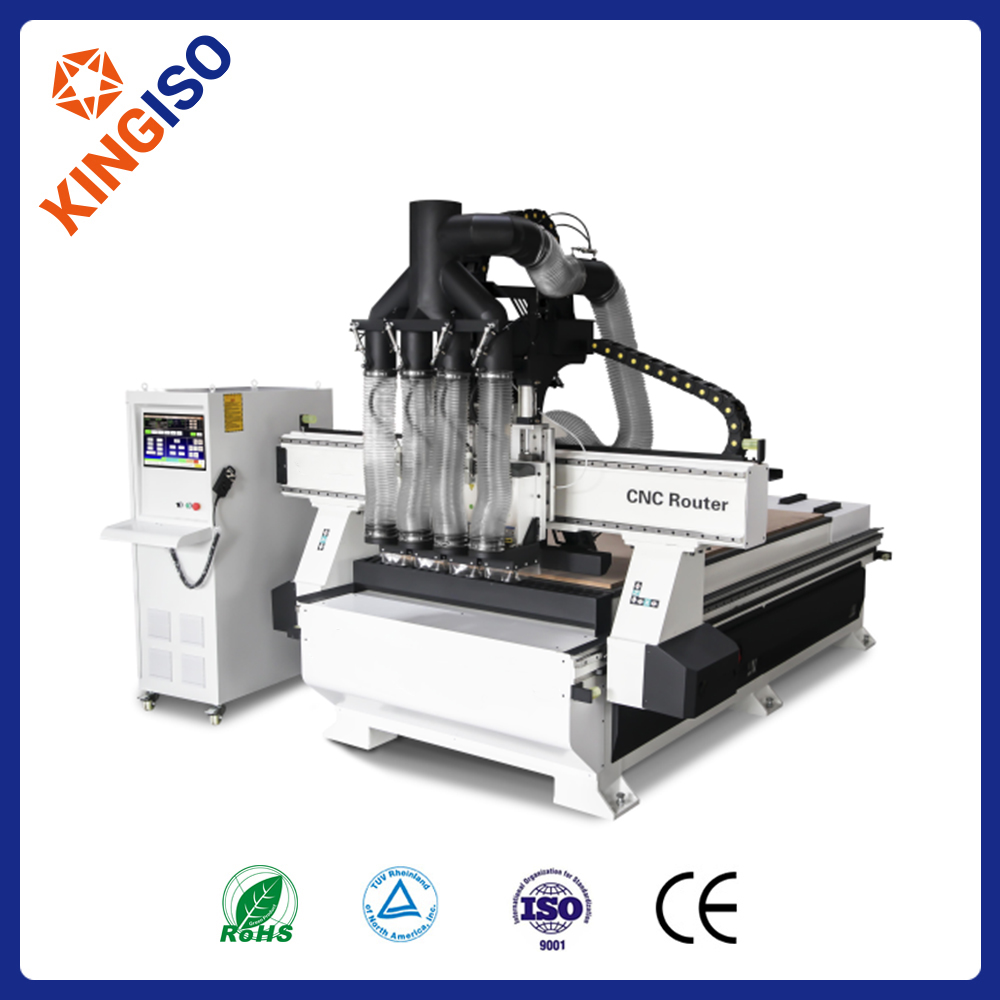 MJ-K4A Four-step CNC Cutting Machine