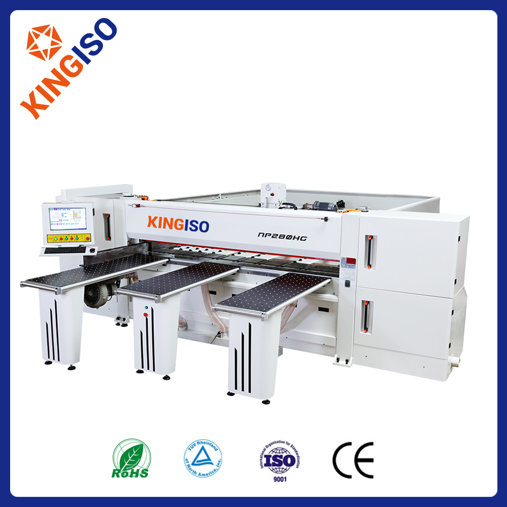 NP280HG plywood cutting machine CNC Panel Beam Saw