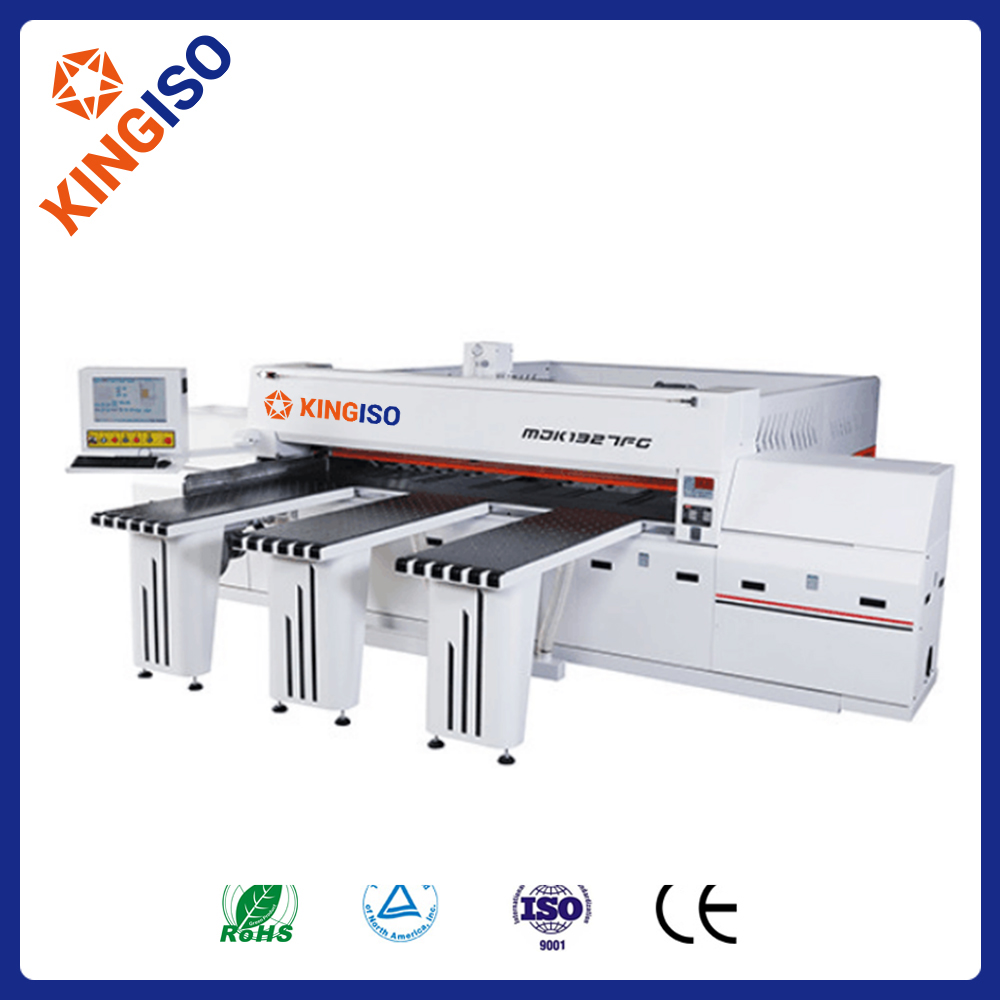 high quality wood cnc panel saw woodworking machine MJK1327FG