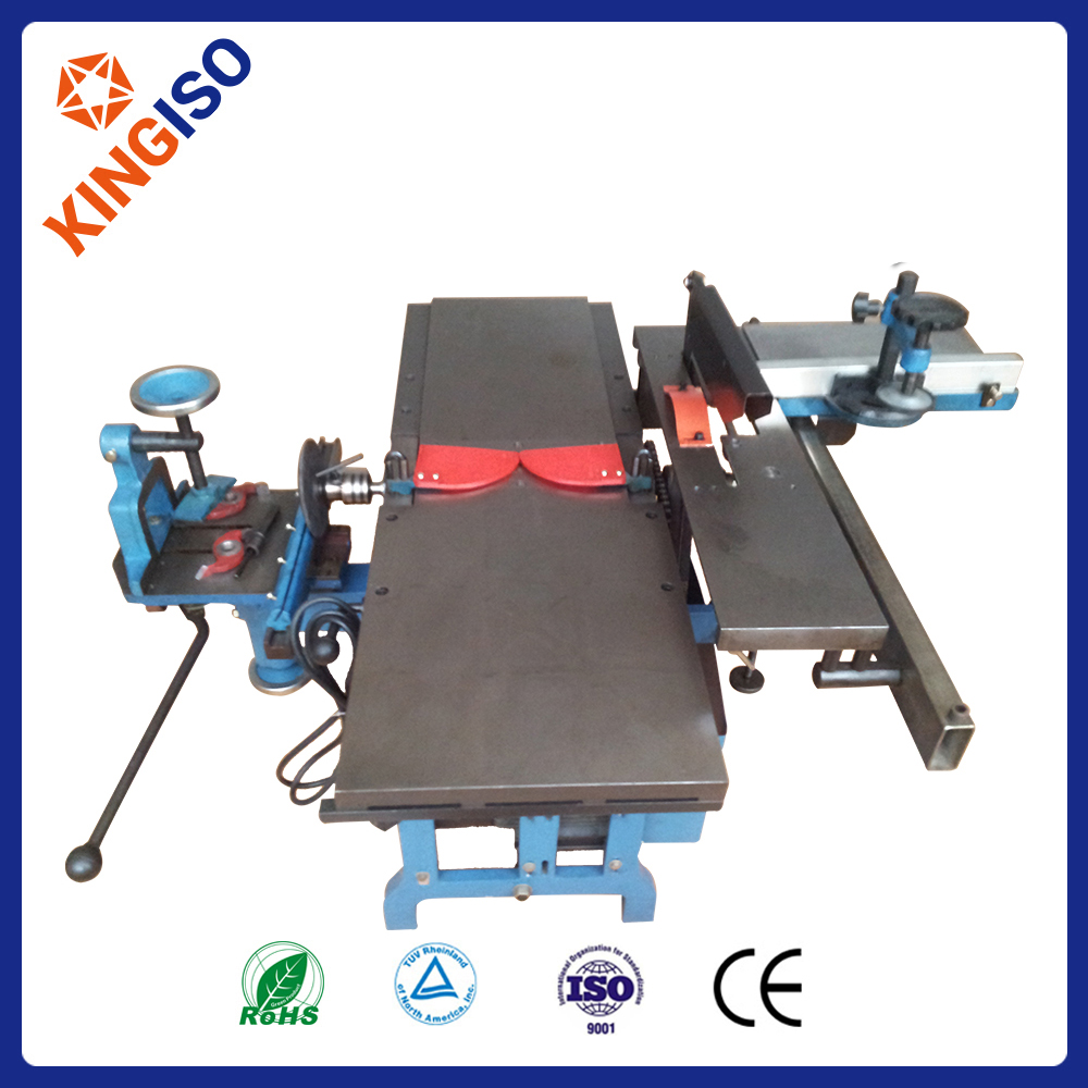 Small Combination woodworking machine